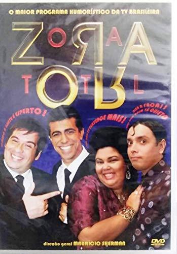 ZORRA TOTAL - PROGRAMA HUMORIT. (DVD