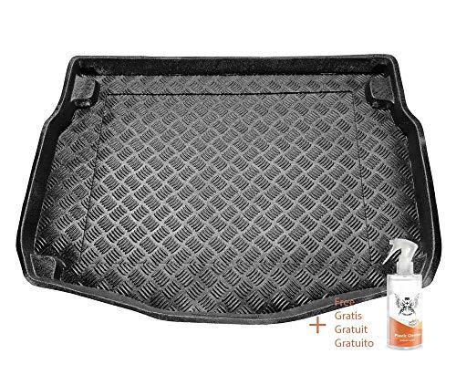 Cubre Maletero de PVC Compatible con Citroen C4 Cactus (Desde 2014) + Limpiador de Plasticos (Regalo)