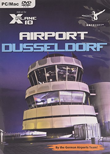 Aerosoft Airport Dusseldorf (X-Plane 10 ADD-On) PC