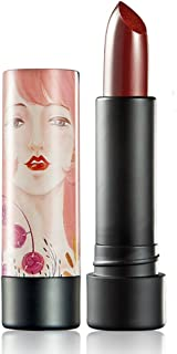HML Red Plum Light Pearl Lipstick Waterproof Long-lasting 12 Colors Lipstick for Choice Beauty Lip Cosmetics 3.8g Stilla All Day (03# Red Plum)