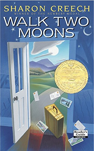 Compare Textbook Prices for Walk Two Moons Walk Two Moons, 1  ISBN 9780060560133 by Creech, Sharon