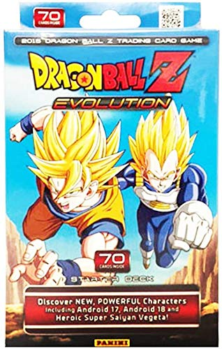 Dragon Ball Z/DBZ Evolution Starter Deck (Random Personality)