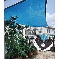 日焼け止めシェードネット、耐引裂性HDPEシェードクロス、抗紫外線シェードセイル、強化エッジデザイン、中庭、温室、パーゴラ用の断熱シェードネット,9x9m(30*30ft)
