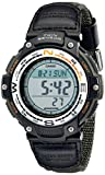 Casio Men's SGW100B-3V Digital Compass Twin Sensor Sport Watch