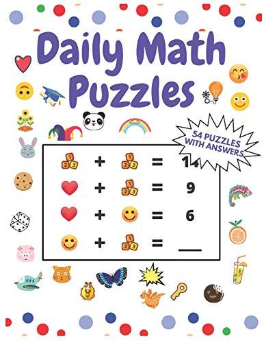 Daily Math Puzzles: Math Emoji Quiz to Challenge Your Mind