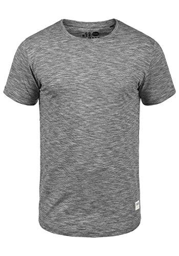 !Solid Figos Herren T-Shirt Kurzarm Shirt Mit Rundhalsausschnitt Aus 100{2cff9a23a43b2d49d92265429585f7e737fd42d0606c83c96d8d7b15232a7411} Baumwolle, Größe:XL, Farbe:Black (9000)