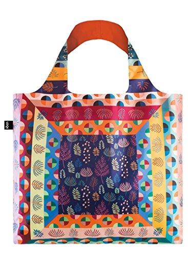 LOQI HVASS&Hannibal Maze Bag - Bolsa de la Compra reutilisable