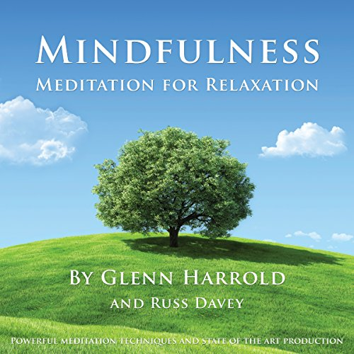 Mindfulness Meditation for Relaxation audiobook cover art