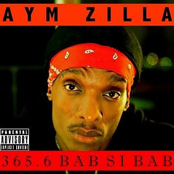 365,6 Bab si bab (X Hit'3 Projekt)