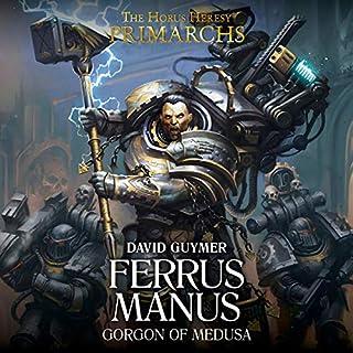 Primarchs: Ferrus Manus cover art