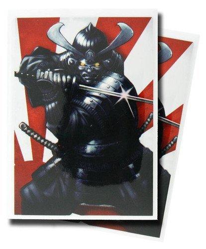00 Bustine Protettive per Yu-Gi-Oh! Con disegno Samurai