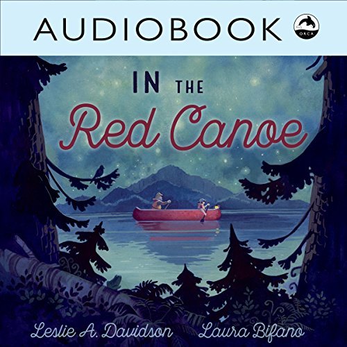 In the Red Canoe audiobook cover art