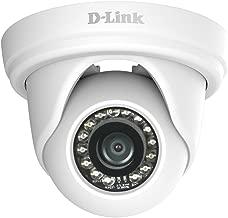 D-Link Vigilance Full-HD Mini Dome Camera, White (DCS-4802E)