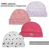 Immagine 1 lictin guanti neonato cappellini neonata