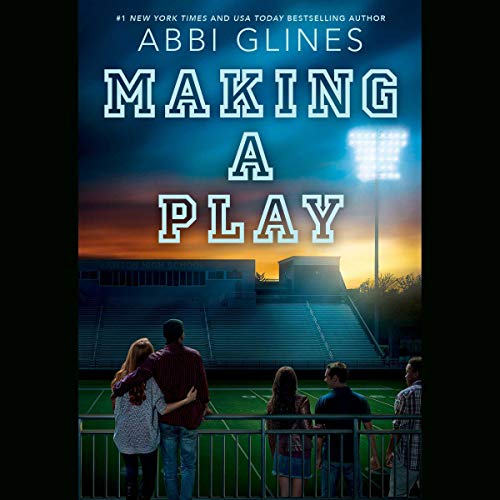 Making a Play audiobook cover art