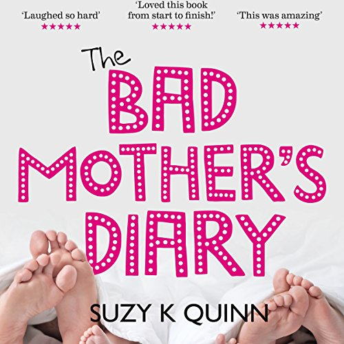 Bad Mother's Diary audiobook cover art