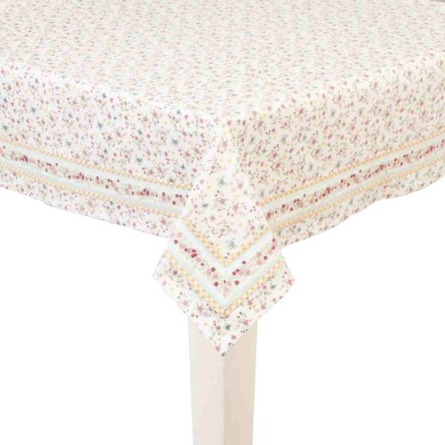 Clayre & Eef FLB03 Fly Like a Butterfly - Nappe ca. 130 x 180 cm