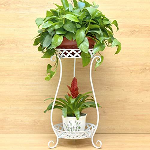 Blumenständer Metall Pflanzenregal