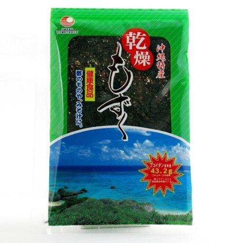 天然ミネラル豊富!美容・健康にいいフコイダンたっぷり!!「乾燥もずく」10g×10袋