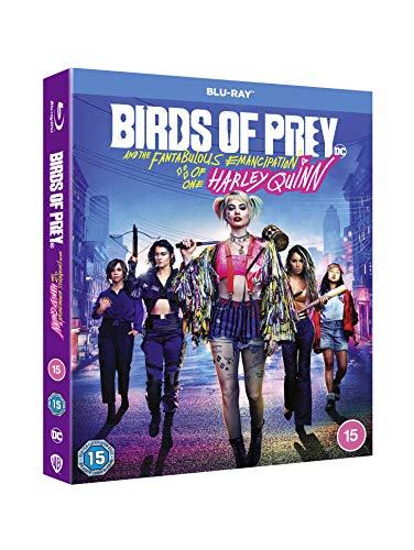 Birds of Prey (and the Fantabulous Emancipation of One Harley Quinn) [Blu-ray] [2020] [Region Free]