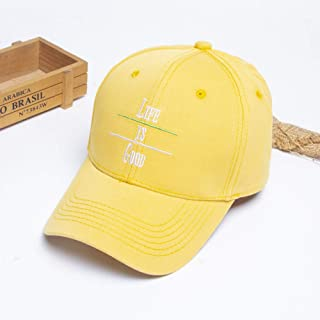 TIMWIL Women Baseball Cap Cotton Plain Men Embroidery Peaked Caps Summer Sun Protection Caps for Teens