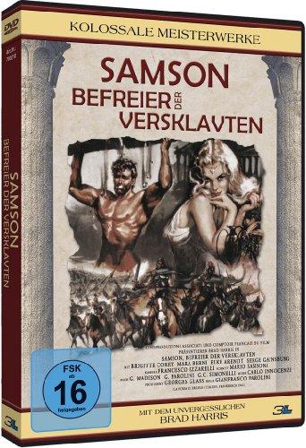 Samson - Befreier der Versklavten