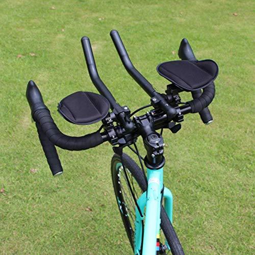 RETYLY Soporte para Bicicletas Manillar Ciclismo Aero Barra de ...