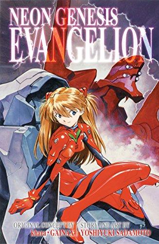 NEON GENESIS EVANGELION 3IN1 TP VOL 03