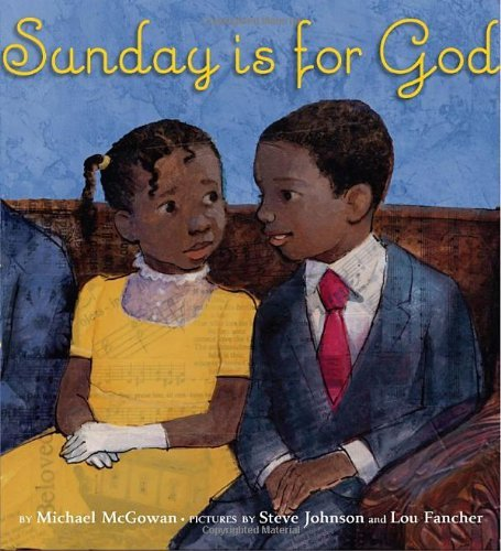 Image of Sunday Is for God