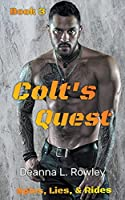 Colt's Quest (Spies, Lies, & Rides)