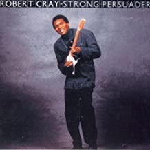 STRONG PERSUADER by ROBERT CRAY BAND [Korean Imported] (1997)