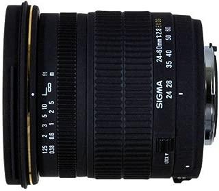 Best sigma 24 60mm f 2.8 ex dg Reviews