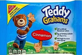 Honey Maid Teddy Grahams Cinnamon 1 ounce packages, 48 count