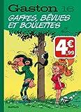 Gaston, Tome 16 - Gaffes, bévues et boulettes