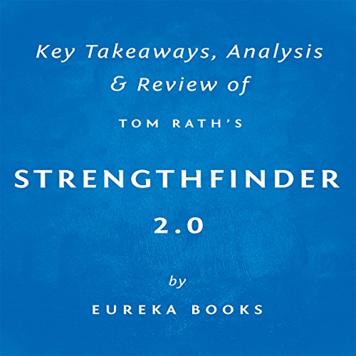 StrengthsFinder 2.0 by Tom Rath cover art