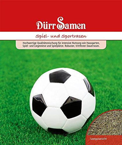 Dürr Samen 221 Spiel- und Sportrasen (Rasensamen)