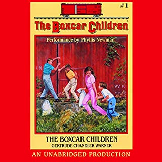 The Boxcar Children cover art