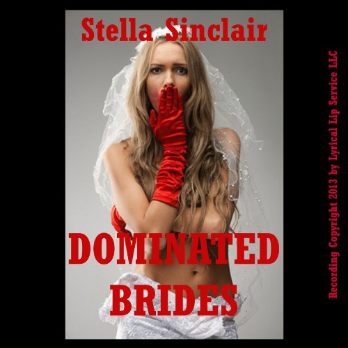 Dominated Brides audiobook cover art