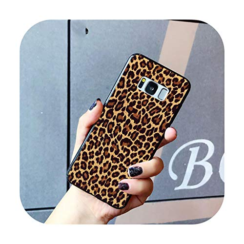 Phonecase Fashion - Carcasa para Samsung Galaxy S8 S7 Edge S10 Plus S10E S10Lite S9 Plus S5 M10 20-A16 para S7