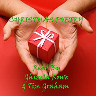 Christmas Poetry audiobook cover art