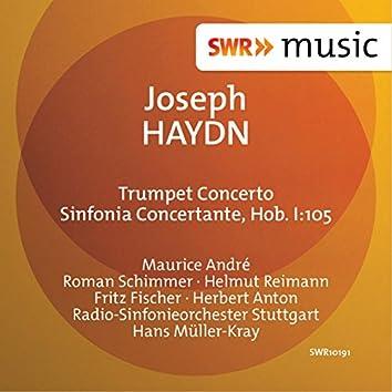 Haydn: Trumpet Concerto & Sinfonia concertante