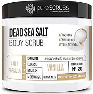 Best vanilla body scrub Reviews