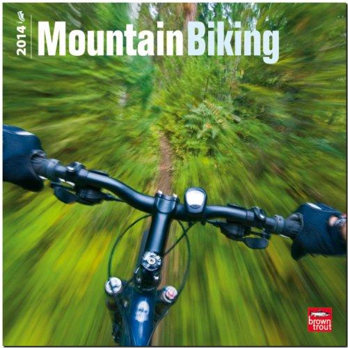 Mountain Biking 2014 - Mountainbiken - Original BrownTrout-Kalender