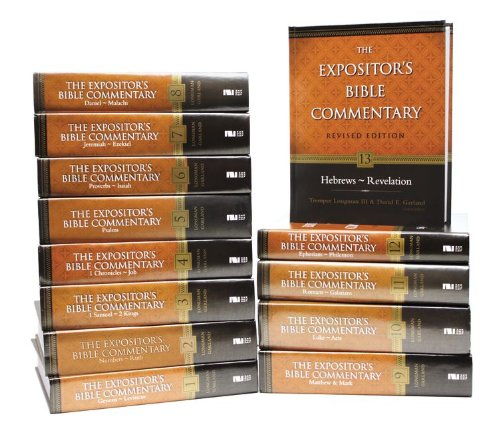 Expositor's Bible Commentary---Revised: 13-Volume Complete Set (Expositor's Bible Commentary, The)