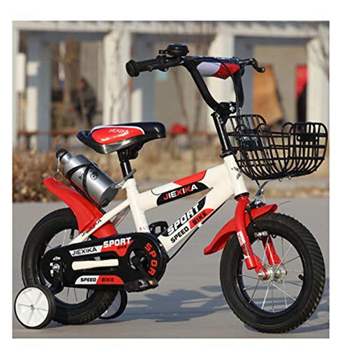WGXQY kinderfiets 12-14-16-18-20 inch, 3-6 jaar oude kinderen, hoge en lage kwaliteit, mountainbike, het beste cadeau voor jongens en meisjes Kerstmis