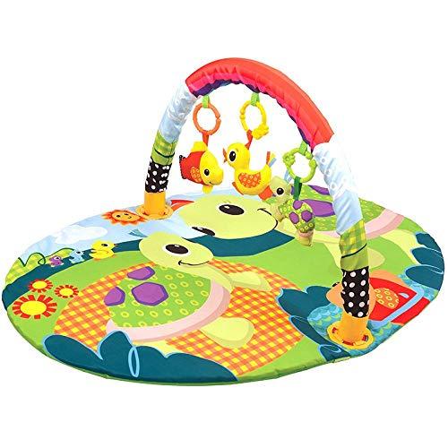 Lizeyu Baby Fitness Rack Kinder Druck Crawl Matte 1-jährige Baby Spielzeug Bettwäsche