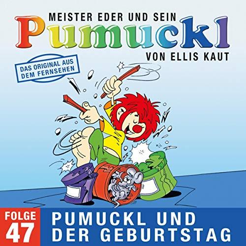Pumuckl und der Geburtstag. Das Original aus dem Fernsehen Titelbild