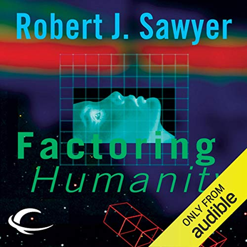 Factoring Humanity audiobook cover art