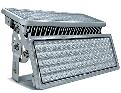 GDIDEA 200W LED Flood Light, LED Stadium Lights, Outdoor led Flood Lights, 20000lm 6500K IP67...