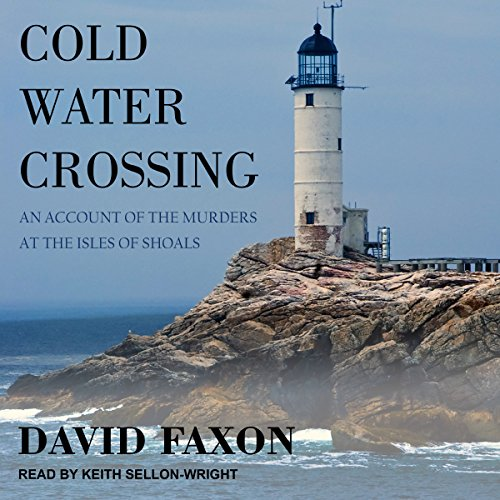 Cold Water Crossing audiobook cover art